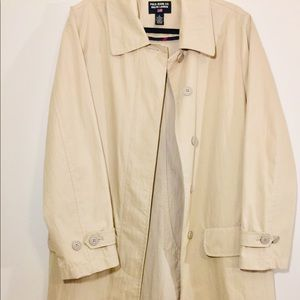 Vintage polo jeans by Ralph Lauren duster coat wlg